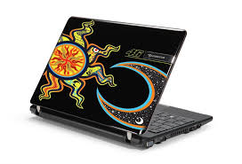 Netbook Packard Bell dot VR46, edición Valentino Rossi
