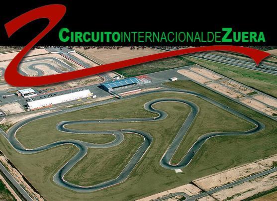 La FIA confirma la sede de Zuera para la Copa del Mundo de karting 2012