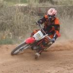 Héctor Faubél comienza la pretemporara con un poco de motocross