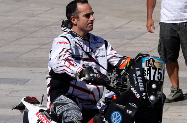 Dakar 2012: Arranca el Dakar con la muerte de Jorge Martínez Boero