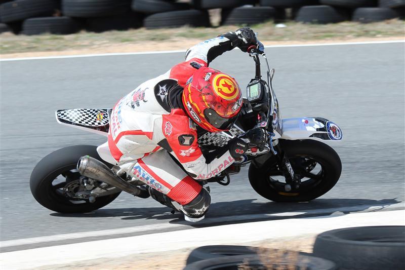 Galería: Campeonato CYL 2012, Karpetania Minimotard