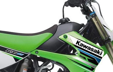 Hazte con una Kawa KX 85cc de ocasión y pega el salto!!