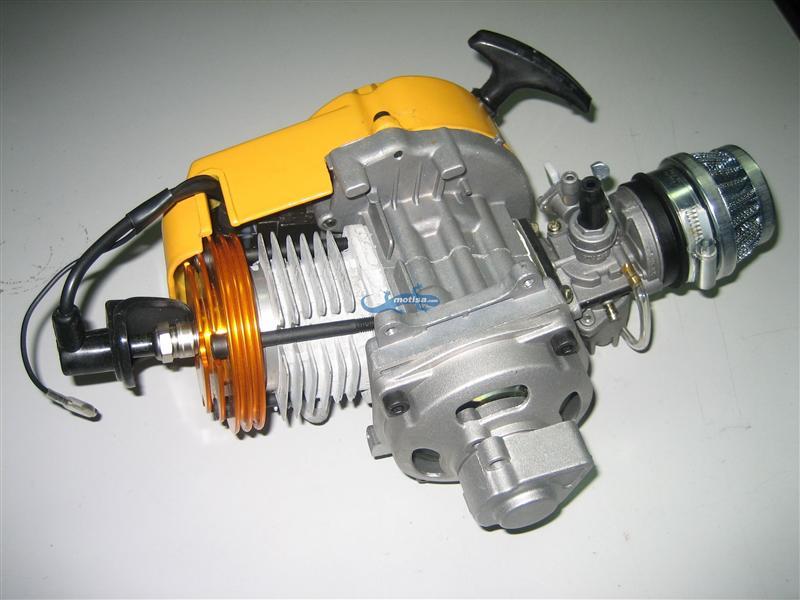 El motor para minimoto china más potente, ahora en oferta en Motisa