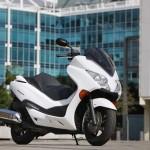 Honda Forza 250cc EX el scooter más avanzado tecnologicamente