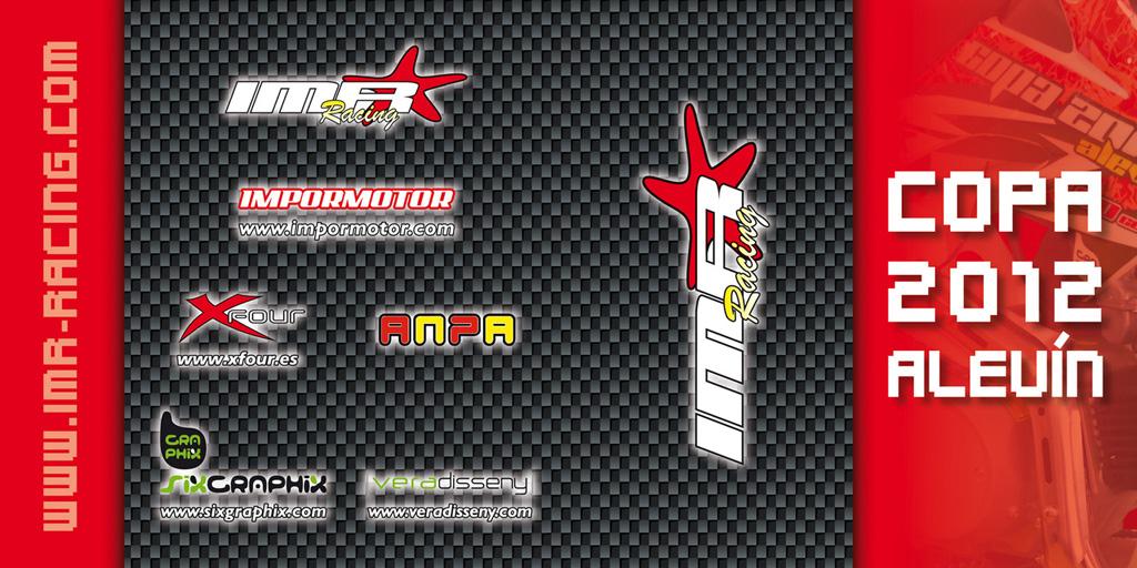 Pruebas de selección 2012 Copa IMR-RACING Alevin SM