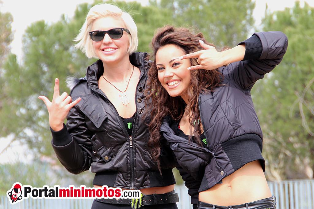 Galería: Monster Girls Energy en MotoMadrid