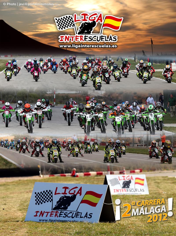 Liga Interescuelas: El mayor espectáculo del motociclismo infantil aterriza en la provincia de alicante