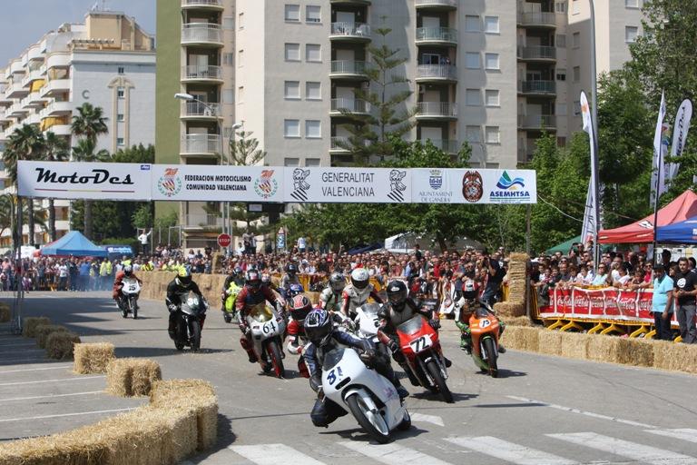 13 de mayo, motociclismo en Gandía