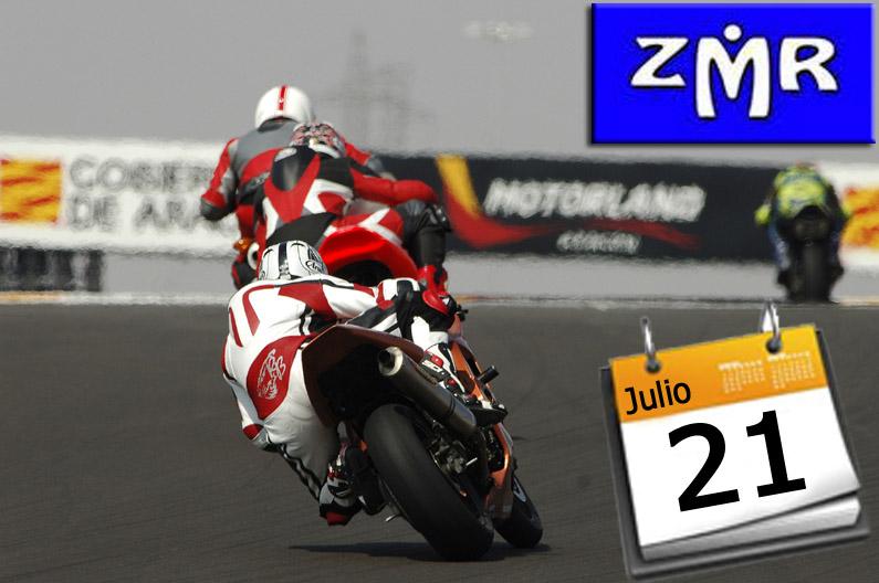 Rueda éste sábado con ZMR en Motorland por sólo 150€!!