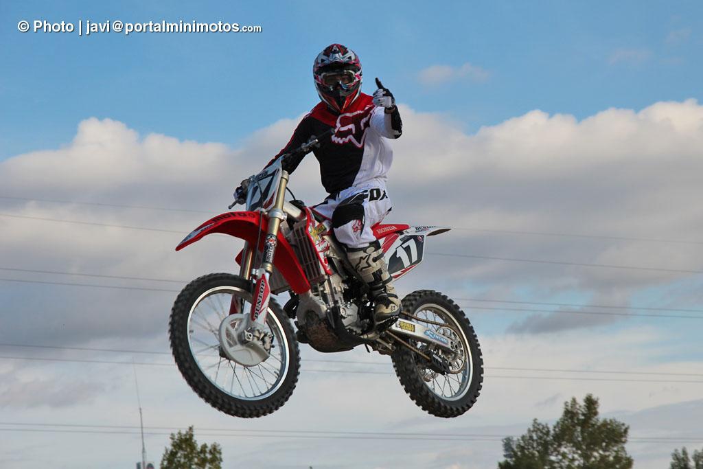 Motoevent 2012, la feria off road en Las Rozas con exhibición de jóvenes pilotos