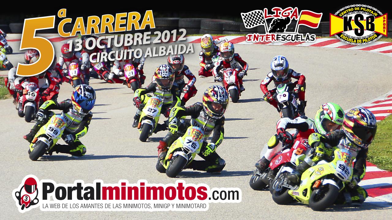 Salom, Faubel, Fores y Fuertes, entre otros importantes pilotos, competirán junto a los jóvenes pilotos en la final de la Liga Interescuelas.