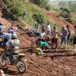 Fallece el piloto Adrián Aparicio, de 15 años, en una prueba de motocross en Burgos