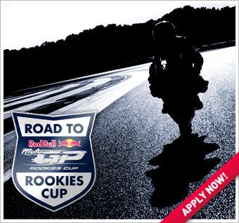 27 paises, 102 jóvenes pilotos, esto es Red Bull MotoGP Rookies Cup 2014