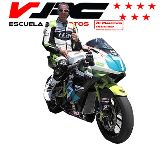 Nace VRC Escuela de pilotos en Madrid, Villarace