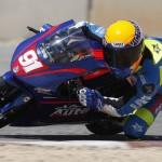Víctor Rodríguez inicia un gran camino en Pre Moto3 superando muchos problemas