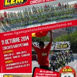 La Liga Española de Motociclismo, cierra su temporada en el circuito Kartpetania