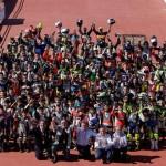 Foto de grupo del impresionante comienzo del CEV 2015