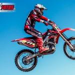 Galería fotográfica entrenamientos Motocross en Sevilla la Nueva