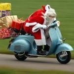 Papa Noel, ¿un casco o un escape? mi reflexión